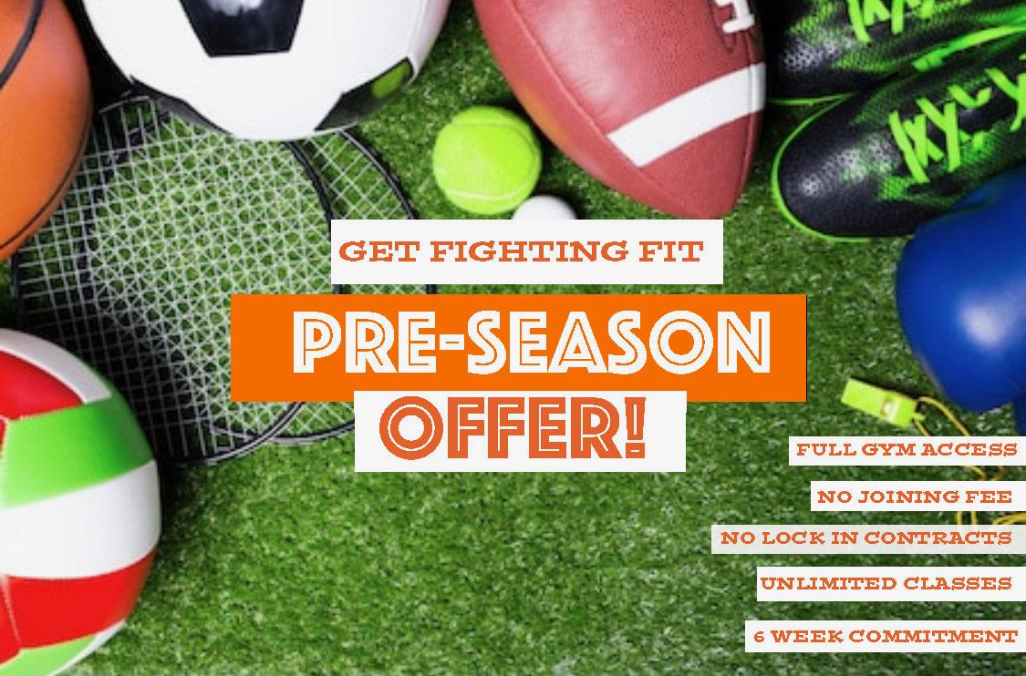 Fighting Fit 6-Week Special