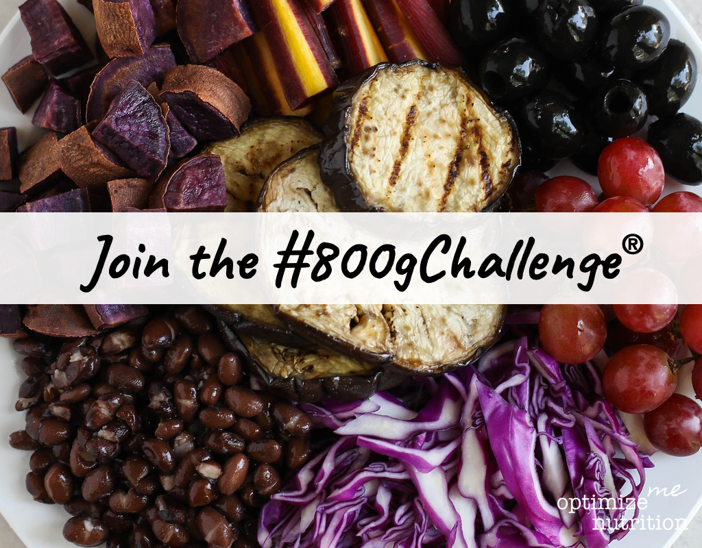 Join the #800g Challenge!!!