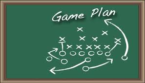 Following a Game-Plan