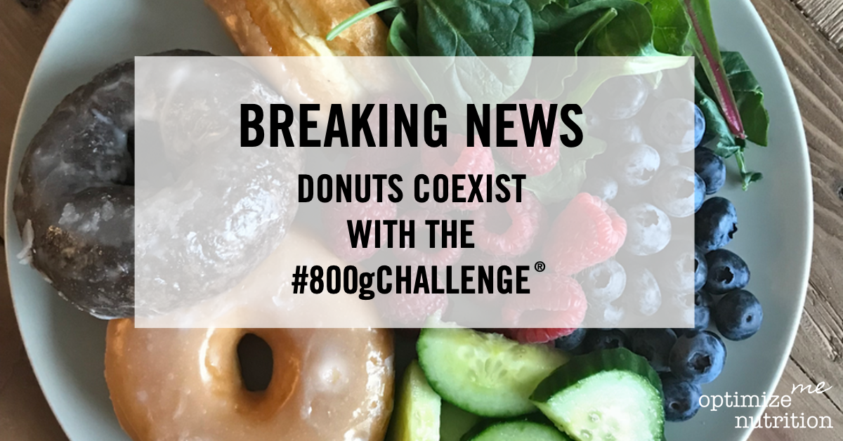 #800gChallenge – It all starts Monday (and it is for EVERYONE!!)