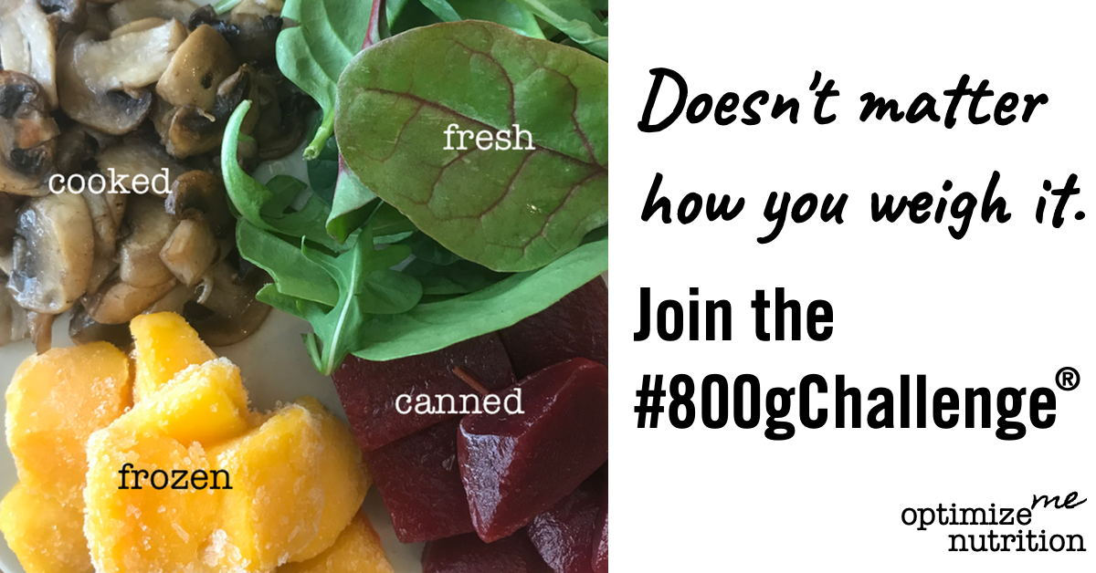 #800g Challenge – Sign UP!!! – It Starts MONDAY!