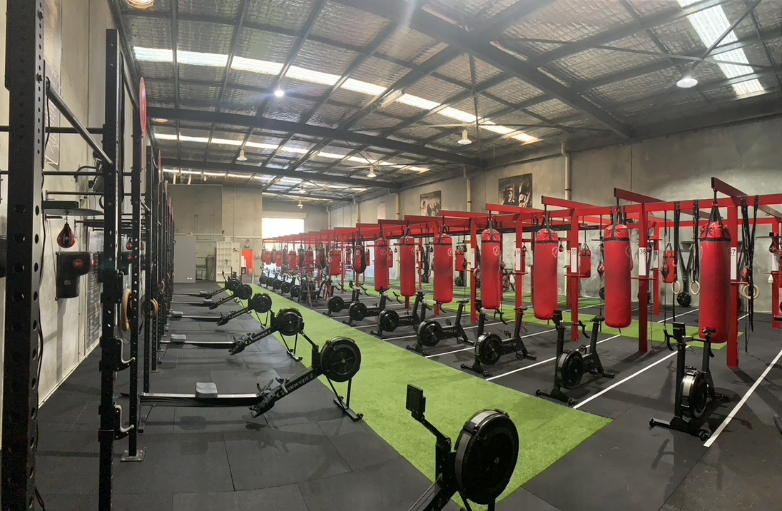 This time next week, we'll all be training Together!!!
