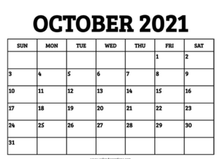 What's happening in September/October (Programming Update)
